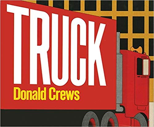 Truck Book for Mrs Larrea's Class
