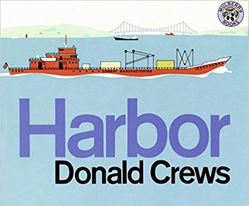 Harbor Book for Mrs Larrea's Class