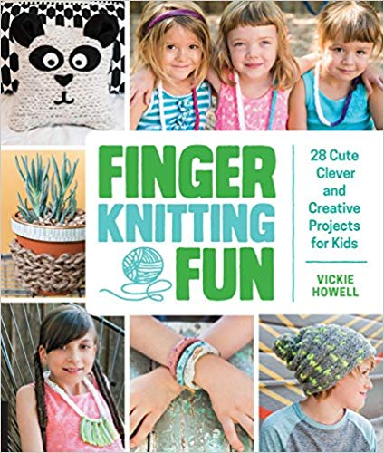 Finger Knitting Projects for Mrs. Westhead