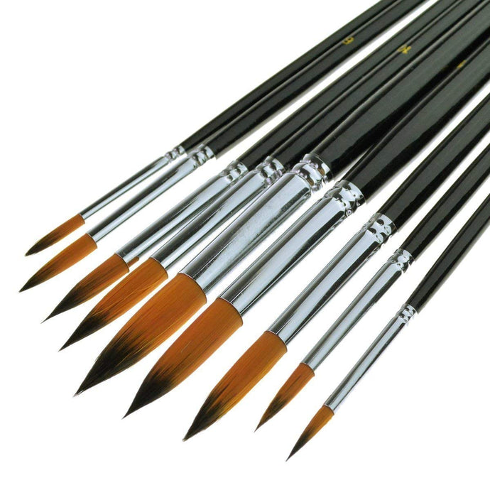 Paint Brushes for Mrs. Westhead