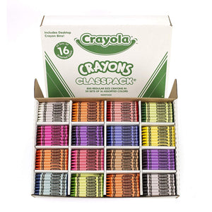 Crayola Crayons for Mrs. Westhead