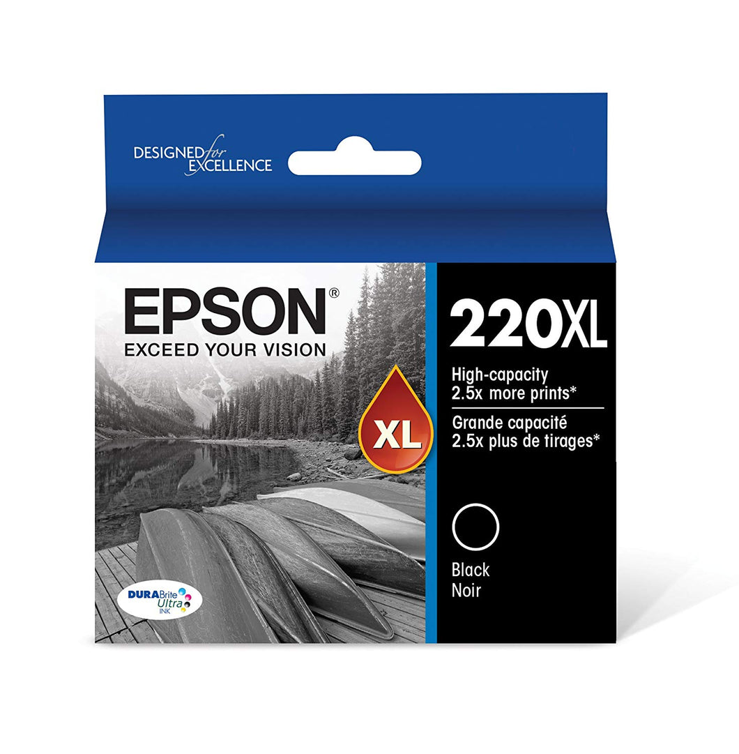 Epson Black Ink Cartridges (MMA)
