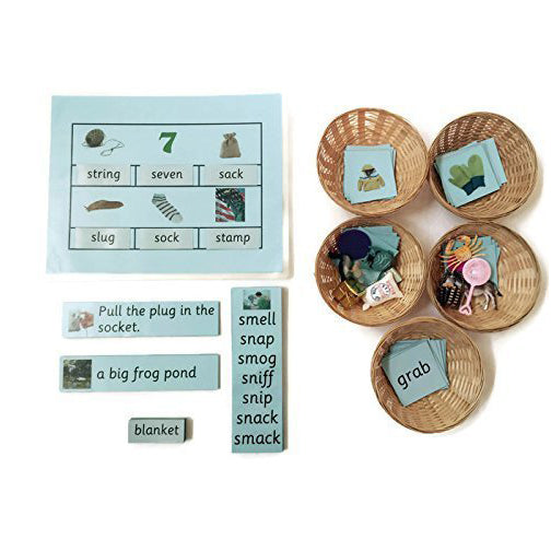 Blue Series Phonics Kit for Mrs Lamb's Class
