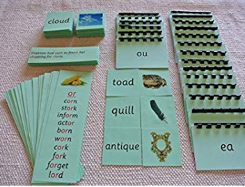Green Series Phonics Kit for Mrs Lamb's Class
