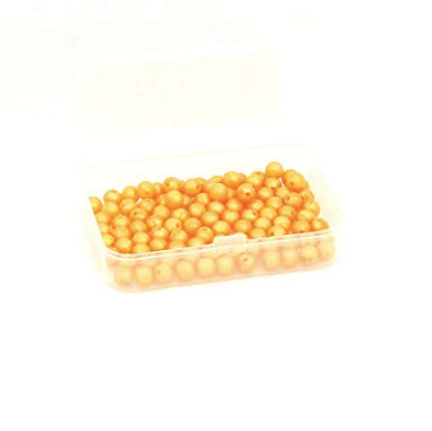 Box of 100 golden unit beads for Mrs. Lamb's Class