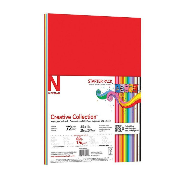 Specialty Cardstock Starter Kit for Mrs Vitolo's Class
