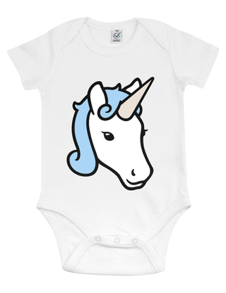 unicorn baby grow