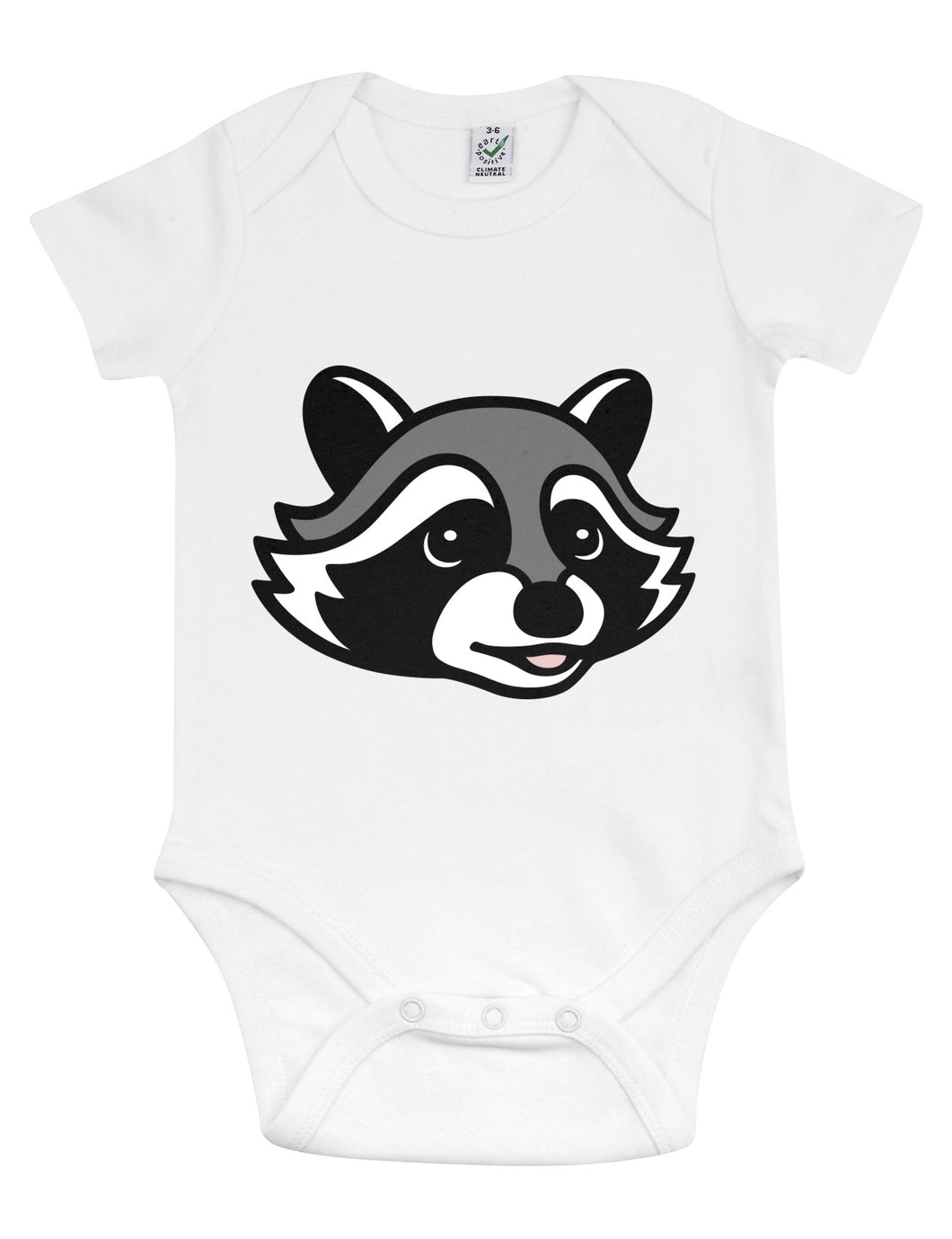raccoon baby grow