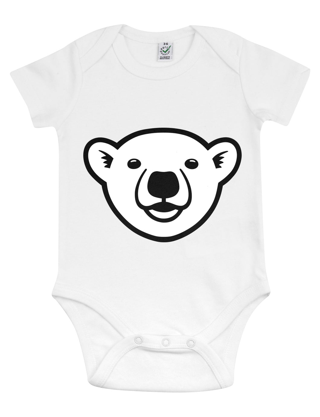 polar bear baby grow