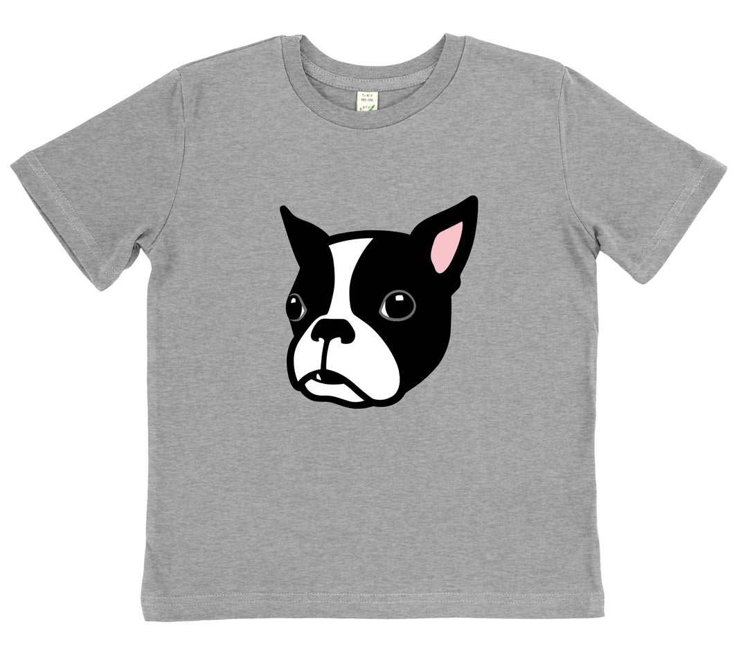 Kids' Boston Terrier T-Shirt