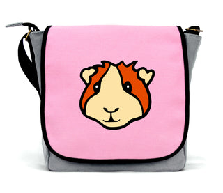 Guinea Pig Messenger Bag