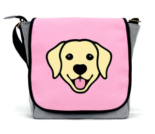 Labrador Messenger Bag