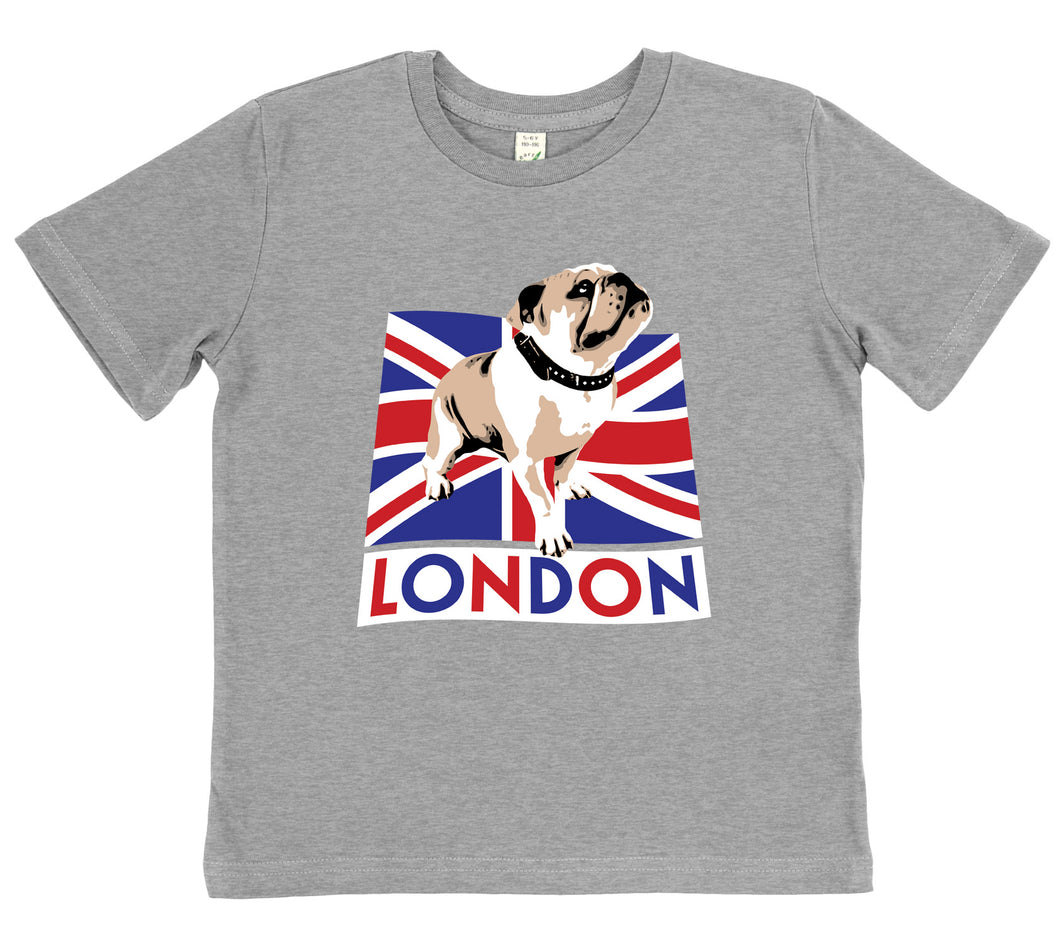 Kids' Bulldog T-Shirt