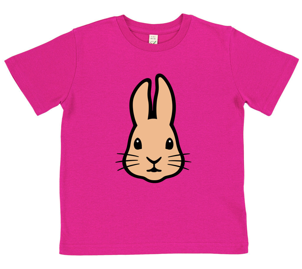 boys rabbit t-shirt blue