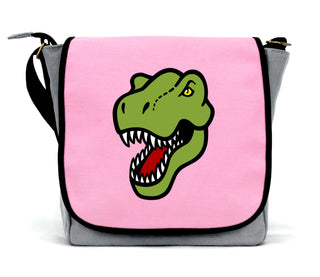 Dinosaur Messenger Bag