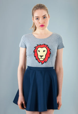 grey lion t-shirt