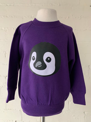 Kids 3-4 Penguin Sweater (clearance)