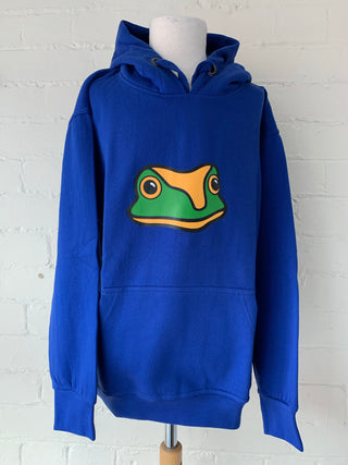 Small Unisex Frog Hoodie (clearance)