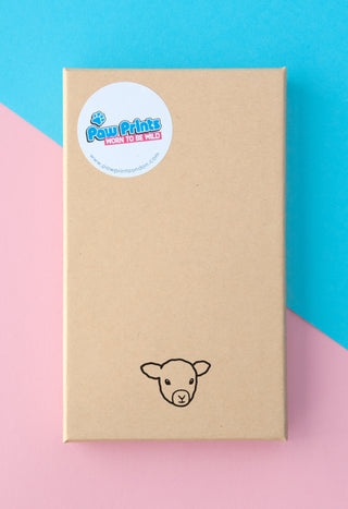 Lamb Phone Case With Gift Box