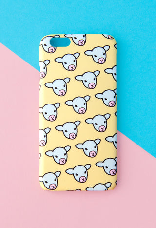 Lamb Phone Case