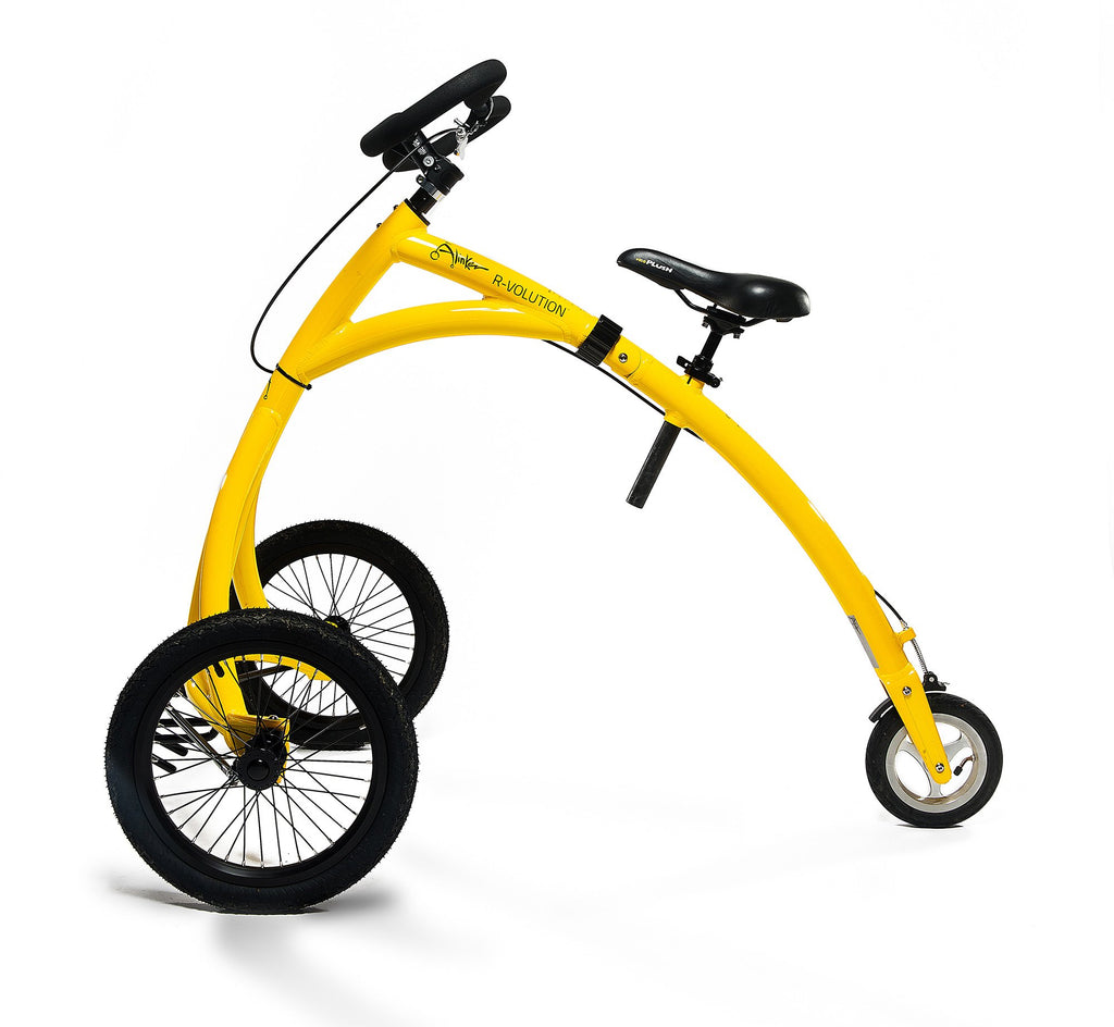 The Alinker Walking Bike