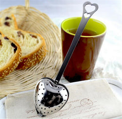 Heart Tea Infuser Spoon [Creative]