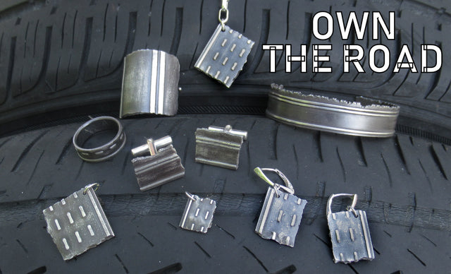 Own the Road - Automotive Jewelry & Accessory Collection
