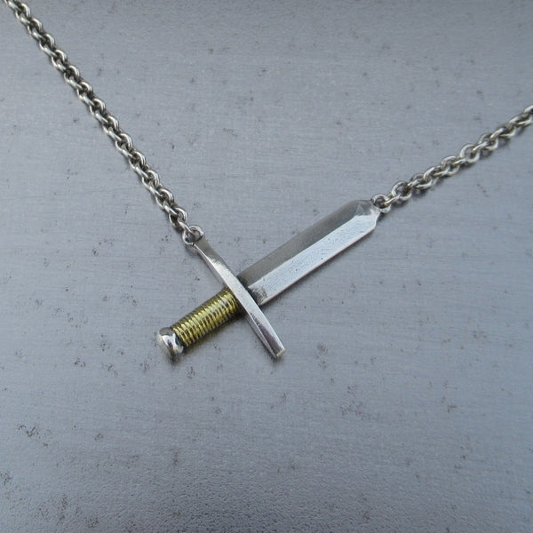 Claymore Necklace from PartsbyNC