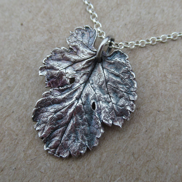 Real Leaf Jewelry from PartsbyNC