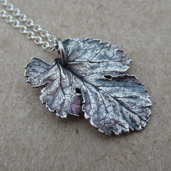 Mulberry Tree Necklace from PartsbyNC
