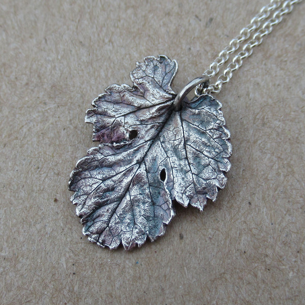 One of a Kind Botanical Necklace from PartsbyNC