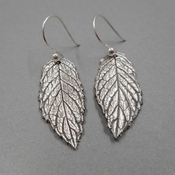 Botanical Fine Silver Jewelry from PartsbyNC