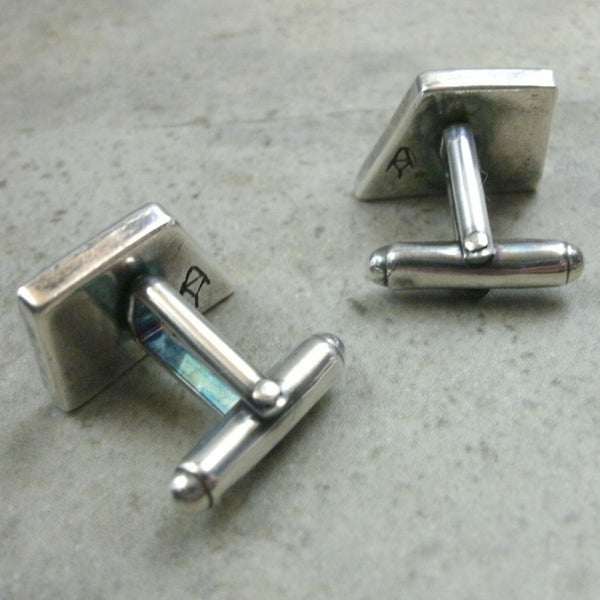 Sterling Silver Cufflinks  from PartsbyNC