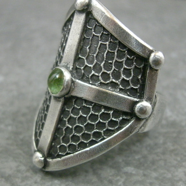 Fine Silver Statment Jewelry from PartsbyNC