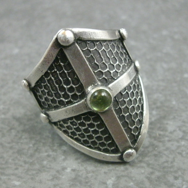 Cabochon Stone Ring from PartsbyNC