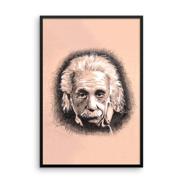 Framed Poster - Albert