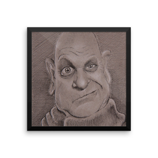 Framed Photo Paper Poster - Fester