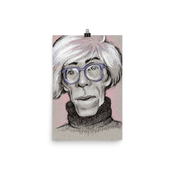 Photo Paper Poster - Warhol