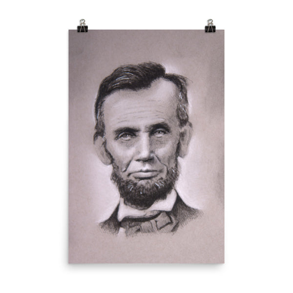 Photo Paper Poster - Abe
