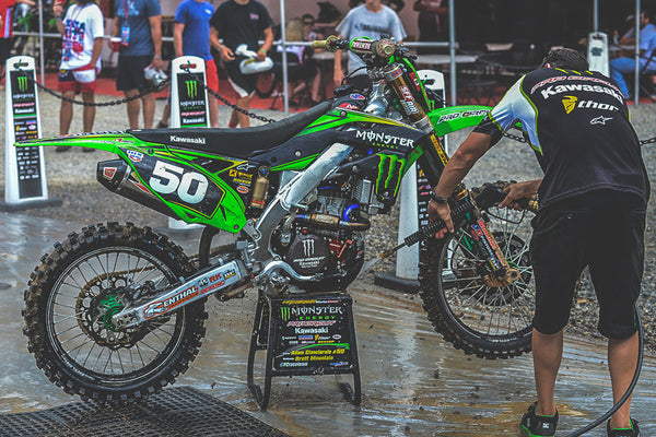 3 Things You SHOULD Do After Washing Your Dirt Bike
