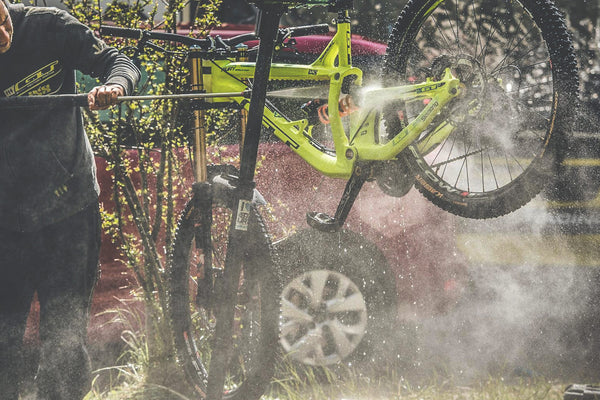 Top Recommended Cleaners For Your Mountain Bike