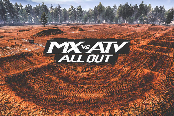 MX vs ATV Features Slick Products on Ricky Carmichaels New Track