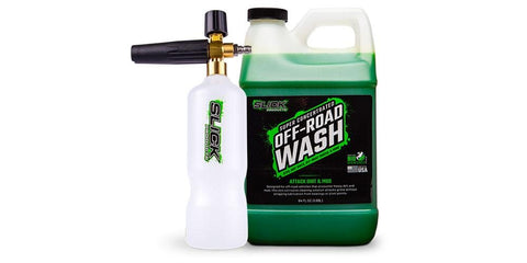 Off-Road Wash + Foam Cannon/Gun Bundle