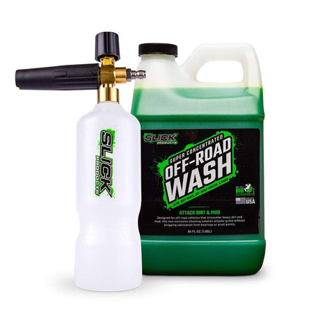 Off-Road Wash + Foam Cannon Bundle