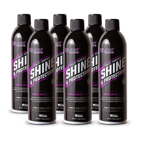 Shine & Protectant 6-Pack