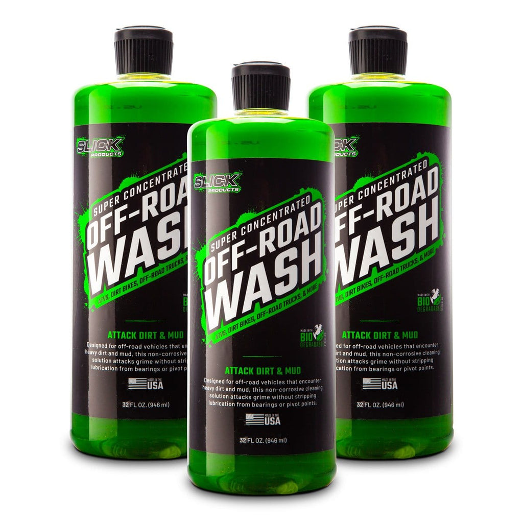 Off-Road Wash 3-Pack
