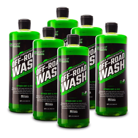 Off-Road Wash 6-Pack