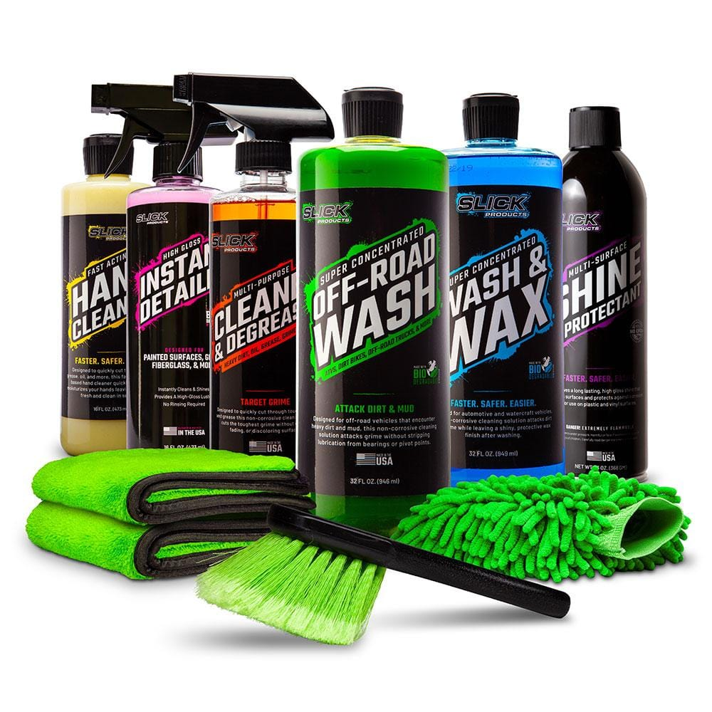 Ultimate Wash Bundle