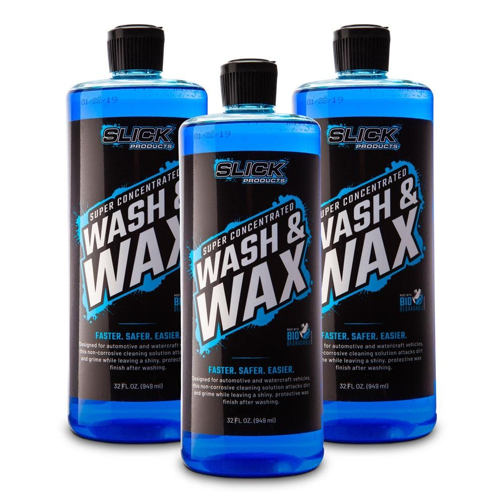 Wash & Wax 3-Pack