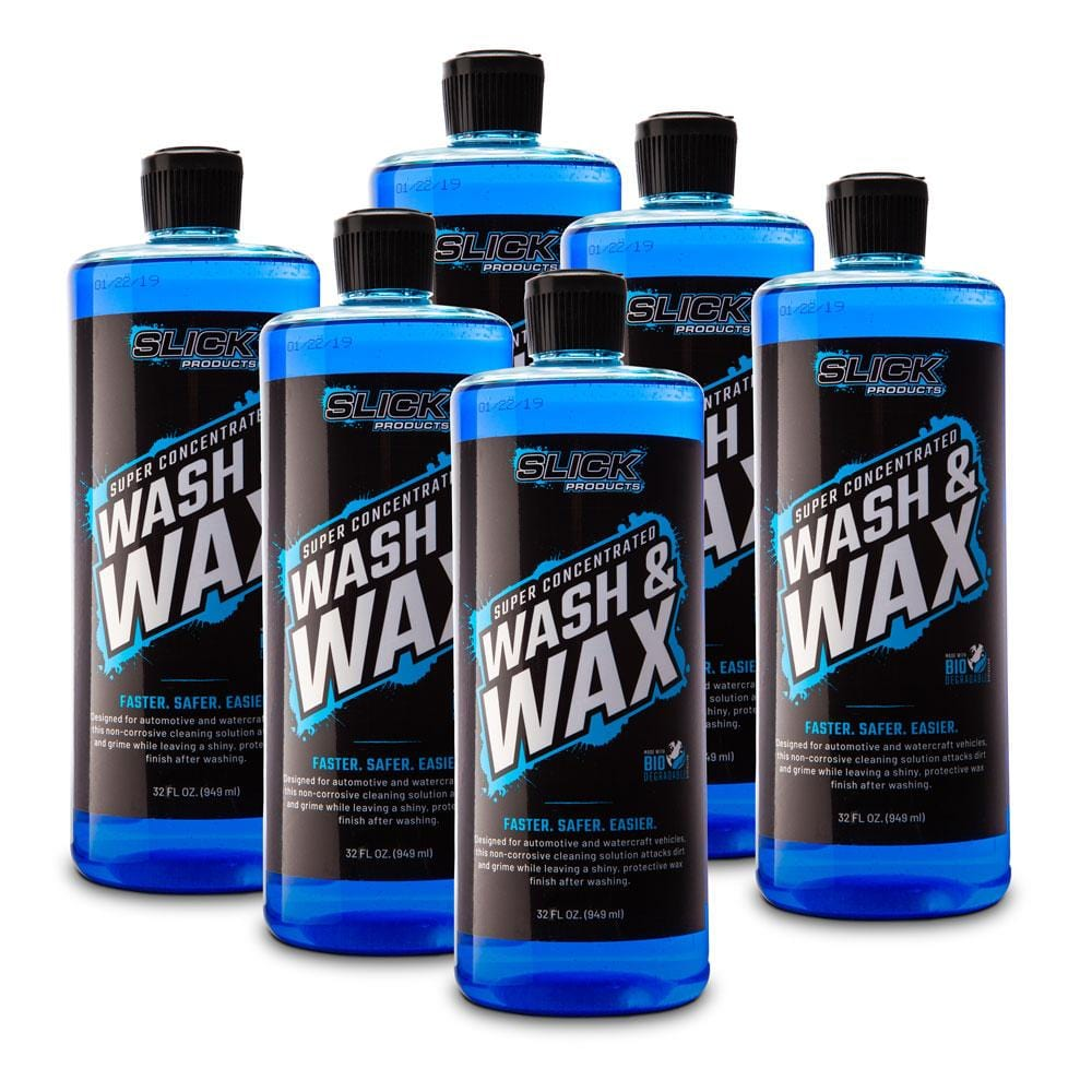 Wash & Wax 6-Pack